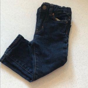 Crewcuts boy jeans slim size 2